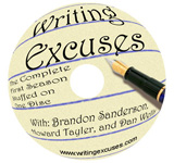 Writing Excuses Season One on CD