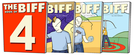 Book of Biff 4-Pack